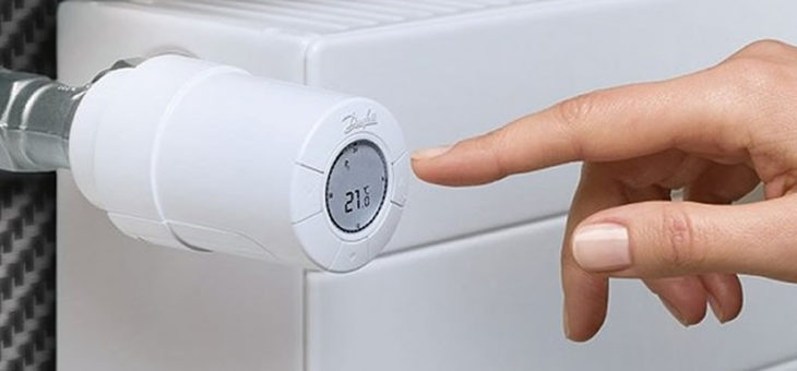 Valvole termostatiche e contabilizzatori di calore