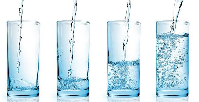Acqua pura, fresca e gassata all'istante