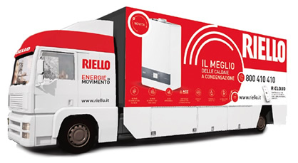 RIELLO energie in movimento